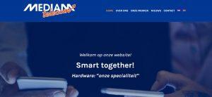 Portfolio: Rainbow Solutions Webdesign: Mediam