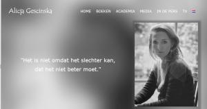 Portfolio: Rainbow Solutions Webdesign: Gescinska Alicja