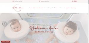 Bathtime stories - babyspa